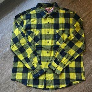 Arizona Jean Plaid Shirt